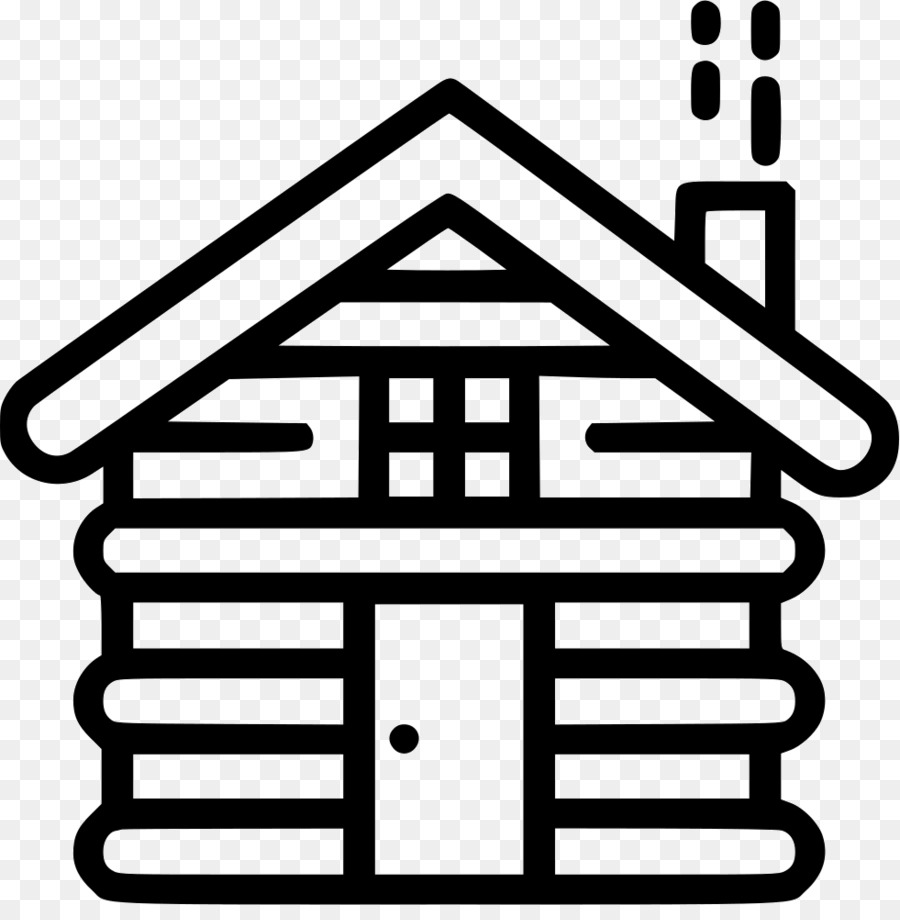 Free Log Cabin Silhouette, Download Free Clip Art, Free Clip.