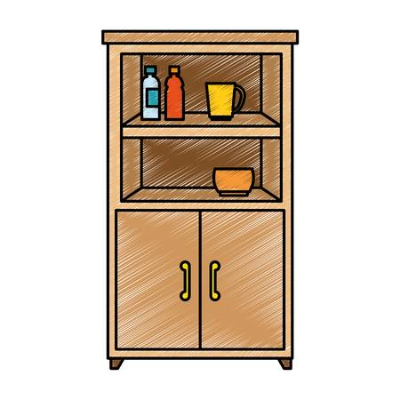 132 Rustic Cabinet Stock Vector Illustration And Royalty Free Rustic.
