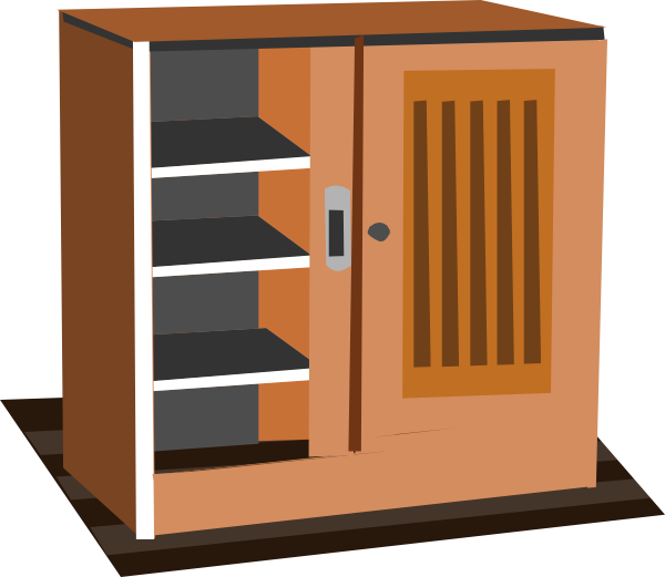 Kitchen Cabinet Clip Art: Cabinets Clipart 20 Free Cliparts