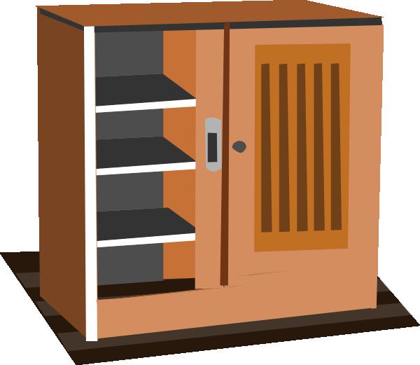 Kitchen Cabinet Clip Art: Cabinets Clipart 20 Free Cliparts