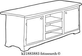 Cabinet clipart black and white 3 » Clipart Portal.