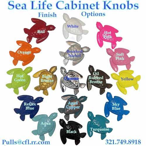 1000+ images about Sea Turtle Cabinet Knobs And Pulls on Pinterest.