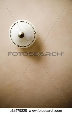 Pictures of White Cabinet Knob u12579828.