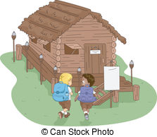 Cabin Clipart and Stock Illustrations. 18,568 Cabin vector EPS.