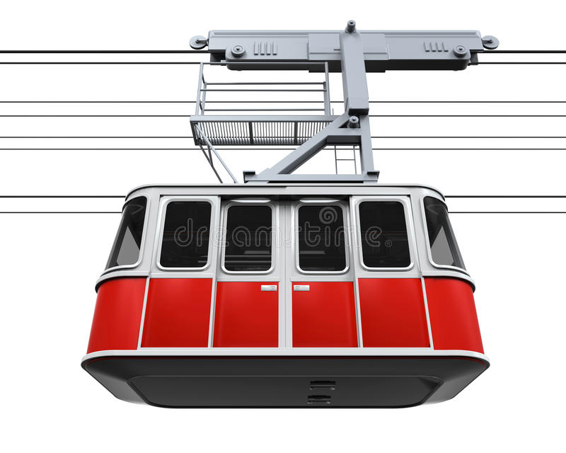 Cable Car Stock Illustrations.