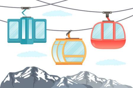 8,409 Cable Car Stock Illustrations, Cliparts And Royalty Free Cable.