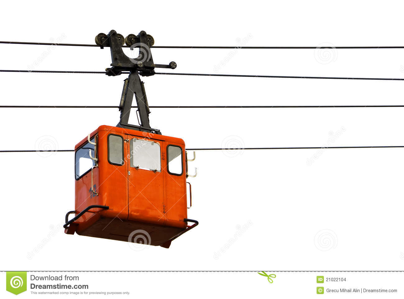 Cable Car Stock Images.