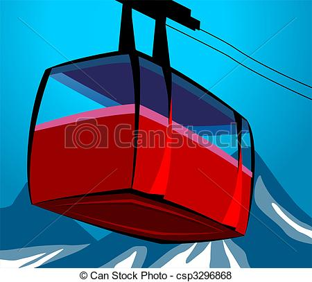 Cable car Clipart and Stock Illustrations. 3,568 Cable car vector.