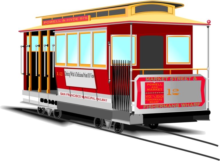 Showing post & media for San francisco trolley cartoon.