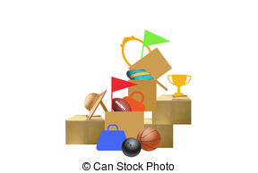 Clutter Clipart and Stock Illustrations. 484 Clutter vector EPS.