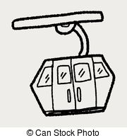 Cable car Vector Clipart Illustrations. 1,996 Cable car clip art.