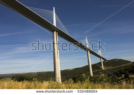 Cable Stayed Bridge Stock Photos, Royalty.