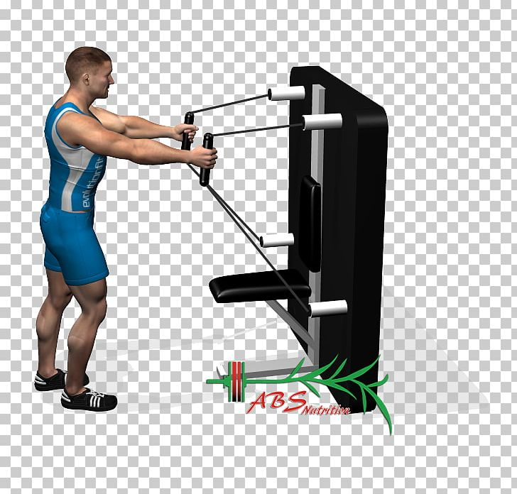 Cable Machine Pulley Standing Exercise PNG, Clipart, Arm.
