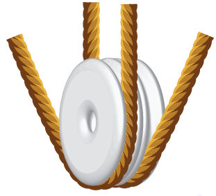 Pulley Clipart.