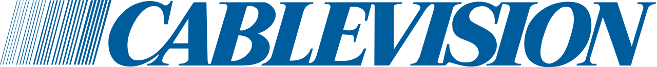 Cablevision Logos.