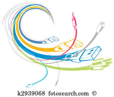 Cable Clipart Vector Graphics. 18,508 cable EPS clip art vector.