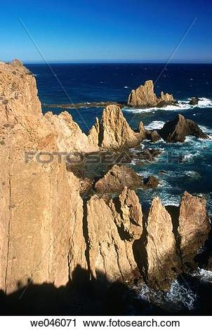 Stock Photography of Arrecife de Las Sirenas (Mermaids Reef), Cabo.