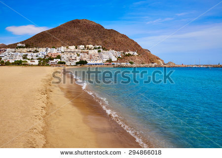 Cabo De Gata Stock Photos, Royalty.