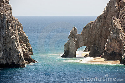 Arch Of Cabo San Lucas.