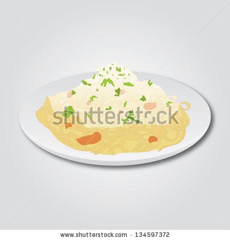 Carbonara Pasta Stock Photos, Royalty.