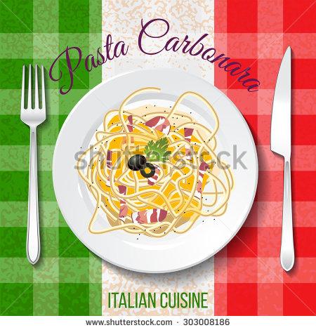 Carbonara Stock Photos, Royalty.