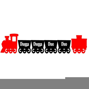 Free Clipart Caboose.