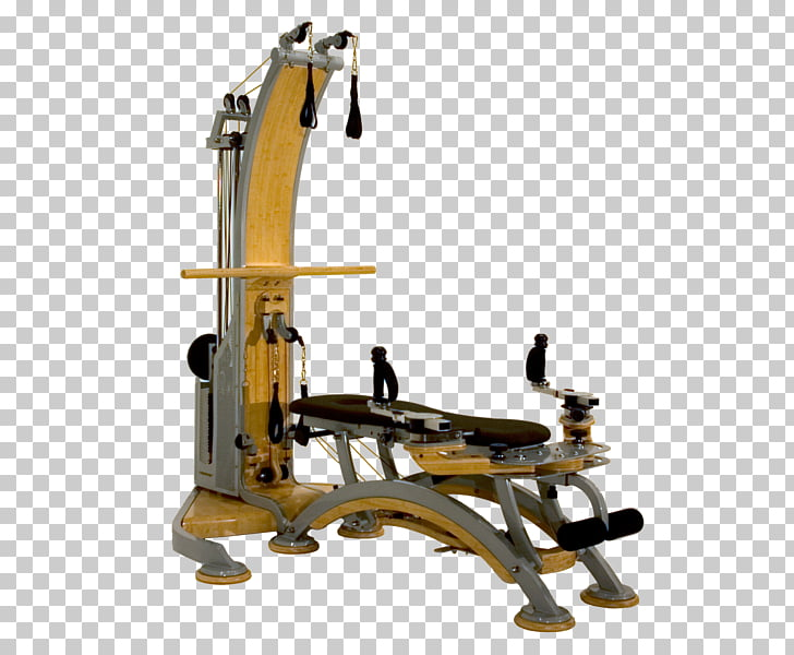 Gyrotonic Pilates Weightlifting Machine oneBody Studio.