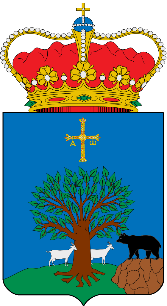 File:Escudo de Cabrales.svg.