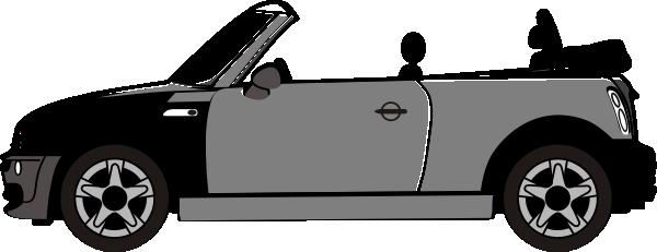 Mini Cabrio Clip Art at Clker.com.