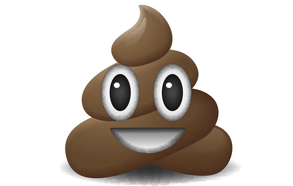 Free Poop Emoji Silhouette, Download Free Clip Art, Free.