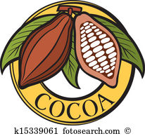 Cocoa beans Clipart and Illustration. 853 cocoa beans clip art.