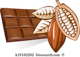 Similiar Cocoa Beans Chocolate Cartoons Keywords.