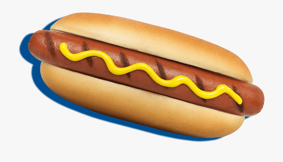 Hot Dog Clipart Small.