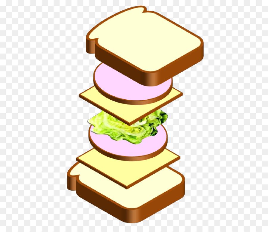Presunto e queijo, sanduíche de Presunto sanduíche, cachorro.