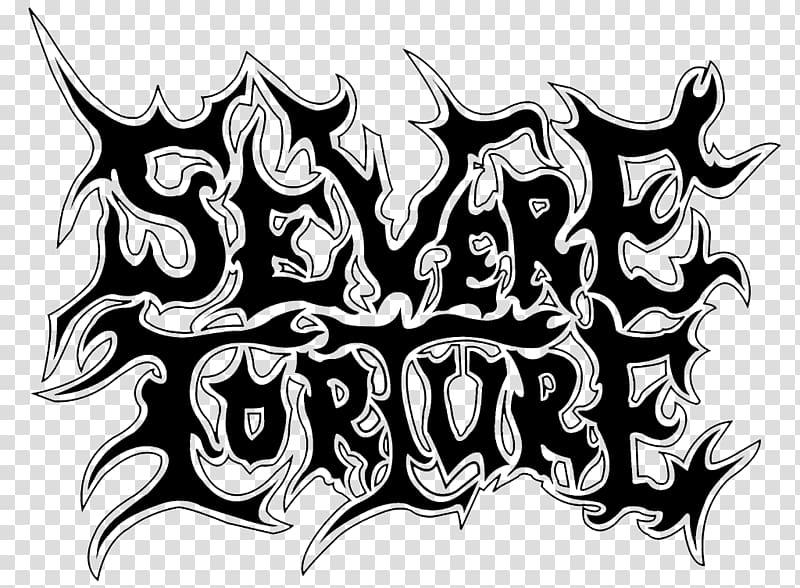 Severe Torture Skinner Nightmarer Cacophony of Terror Logo.