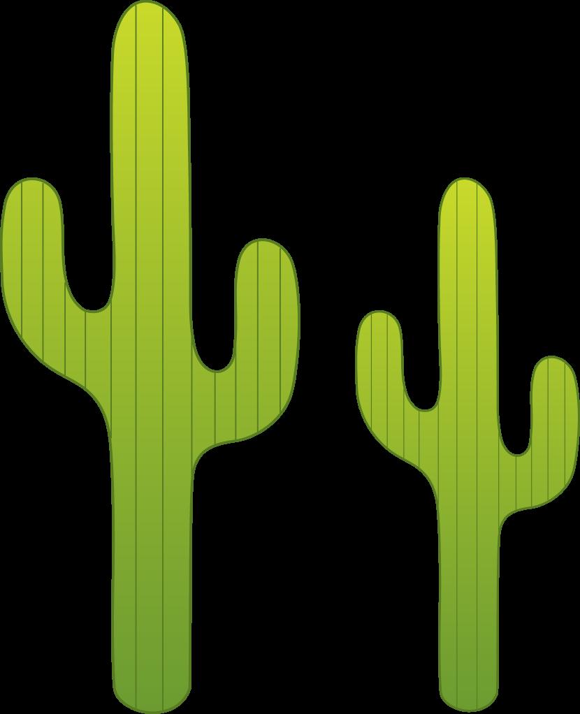 Clipart cactus.