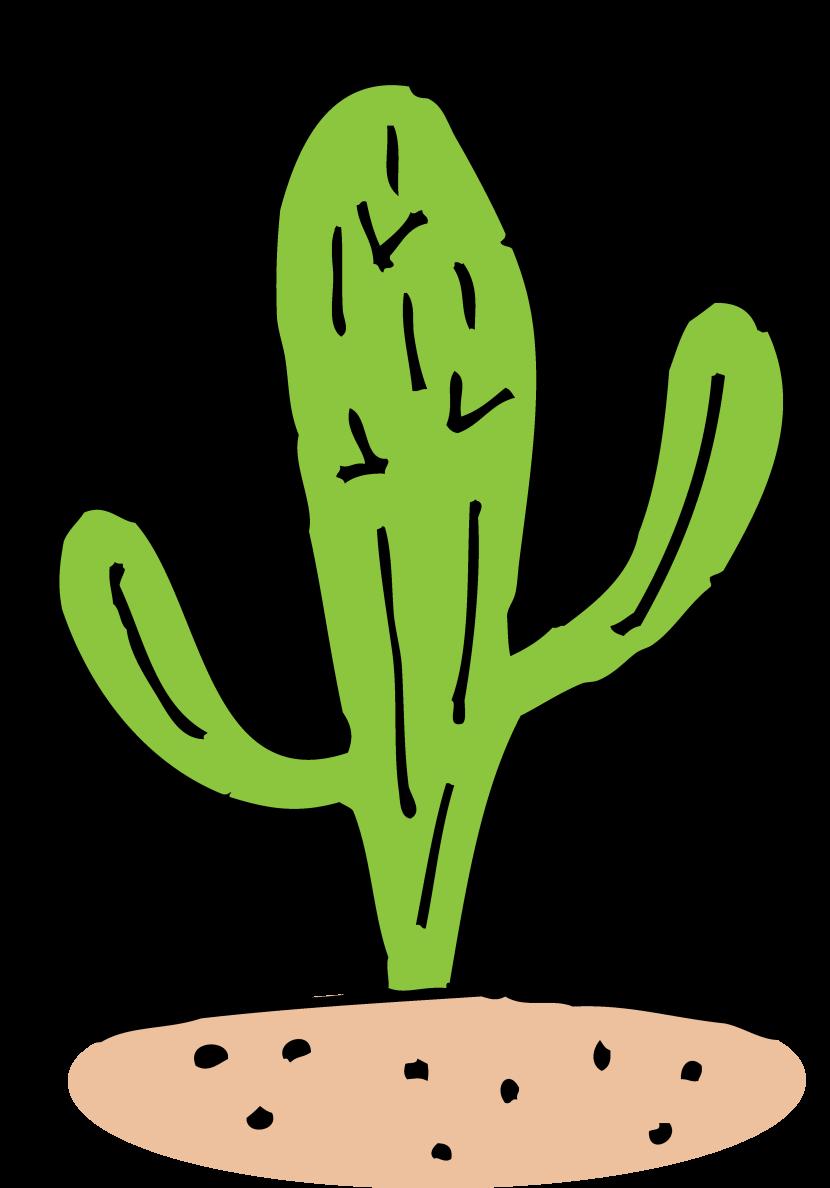 Top Cactus Clipart Images.
