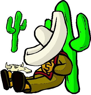 Cactus Clip Art.