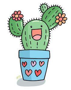 Cactus clipart cute » Clipart Portal.