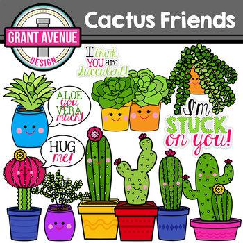 Cactus Clipart.