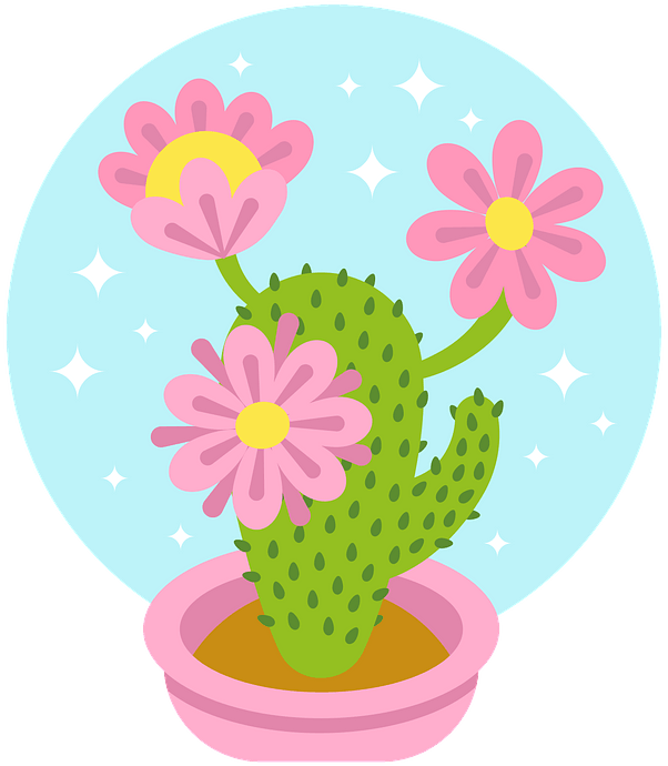 Cactus clipart. Free download..
