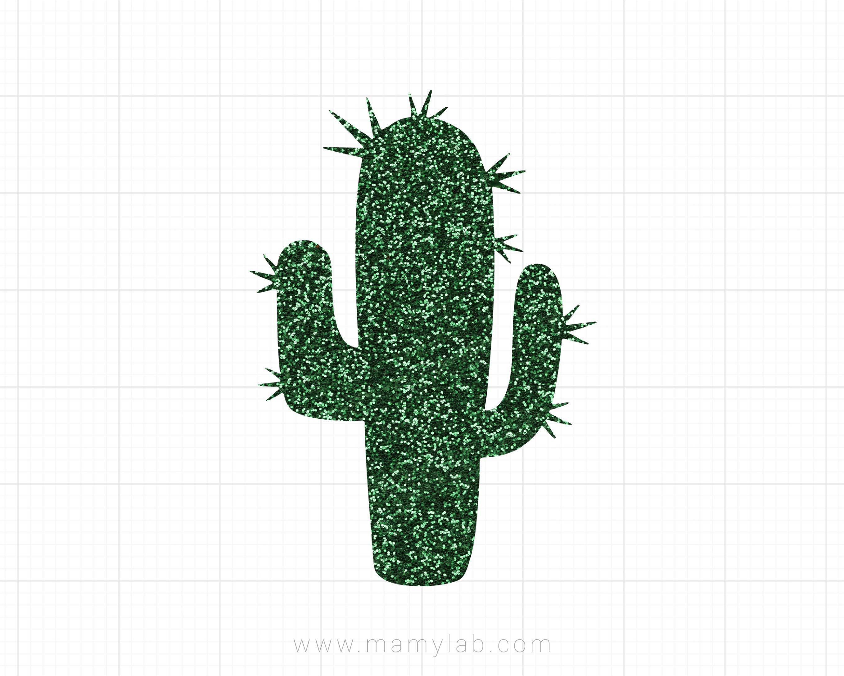 Cactus svg, cactus clipart, cactus silhouette, cricut files, svg, dxf, png.