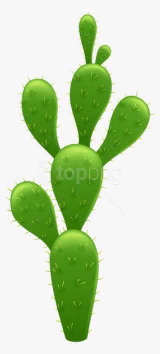Cactus Clipart PNG, Transparent Cactus Clipart PNG Image.