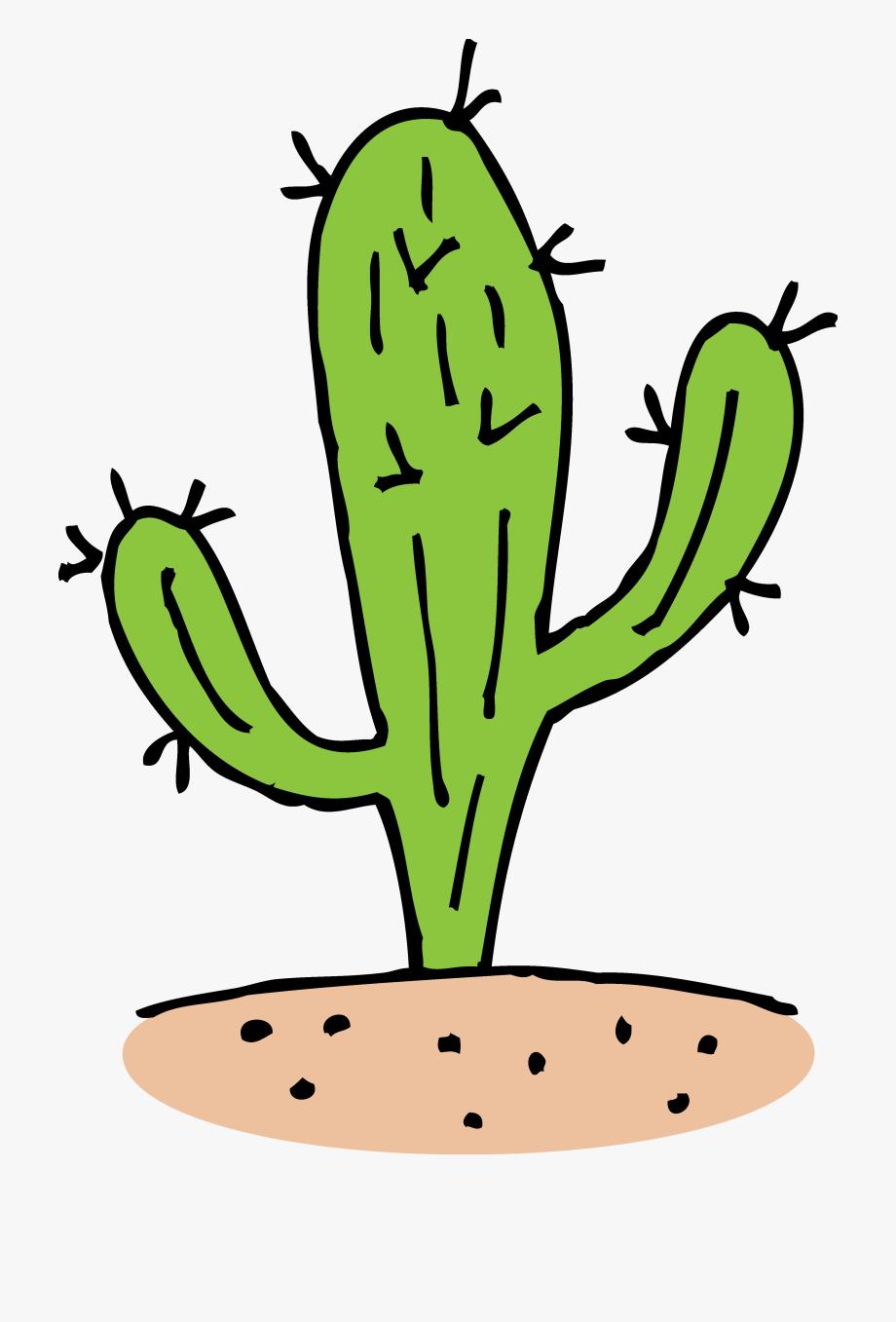 Cactus Clip Art Free.