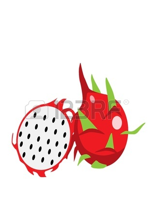Dragon Fruit Royalty Free Cliparts, Vectors, And Stock.