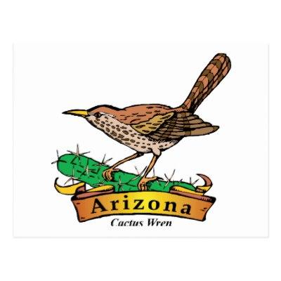 Arizona State Bird.