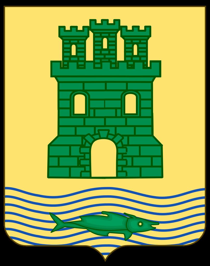 File:Coat of Arms of Cadaqués.svg.