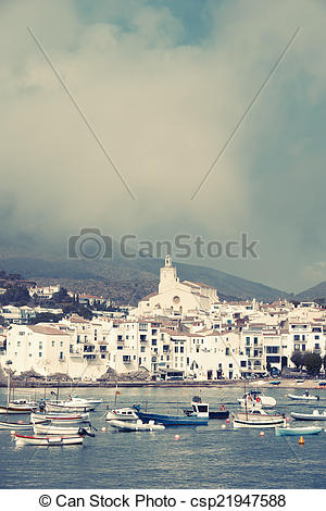 Pictures of Vintage Cadaques.
