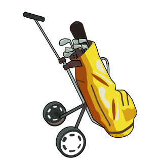 CLIPART CADDY.