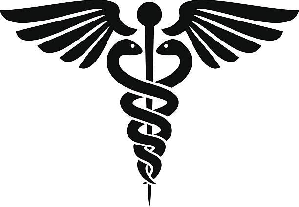 Medical Insignia Clip Art.
